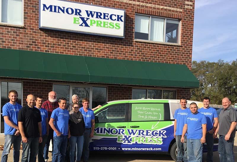 Minor Wreck Express Team