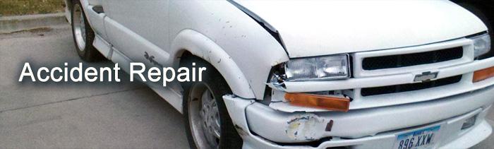Auto Accident Collision Repairs Shop In Des Moines Iowa